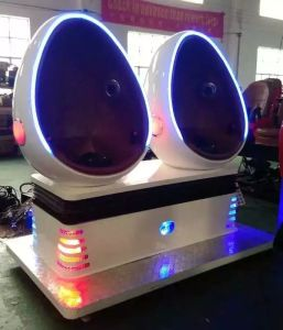 Amazing 360 Degree Free Vision in 9d Vr Cinema Equipment with Special 9d Glasses pictures & photos