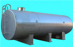 Horizontal Type Milk Cooling Tank/Milk Chilling Tank