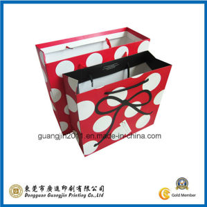 Lovely Colorful Paper Shopping Bag (GJ-Bag724) pictures & photos