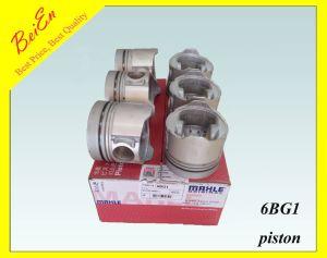 Piston for Excavator Ex200-5 Engine 6bg1 (Part number: 1121119180) pictures & photos