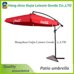 10′ Patio Beach Straight Rain Outdoor Parasol Umbrella pictures & photos
