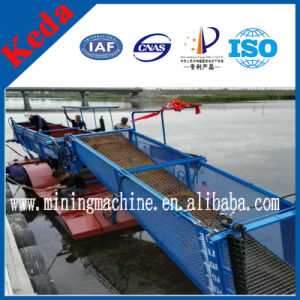 Hot Selling Full Automatic Aquatic Weed Harvesters pictures & photos