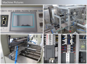 Automatic Big Infusion Bottles Shrink Packaging Machine pictures & photos
