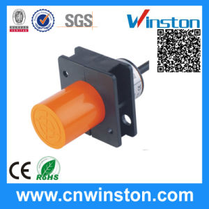 Lm34 ABS Resin Cylinder Type Inductive Proximity Switch with CE pictures & photos