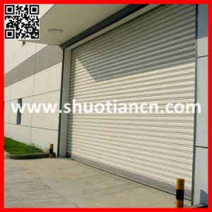 Heavy Duty Steel Roll up Shutter (ST-002) pictures & photos