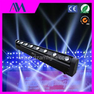 10W RGBW LED Disco Beam Moving Head