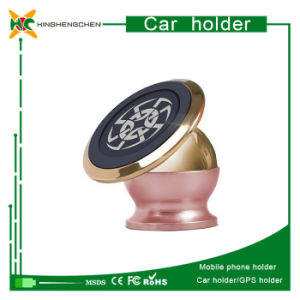 360 Degree Rotating Magnetic Car Mobile Phone Holder pictures & photos