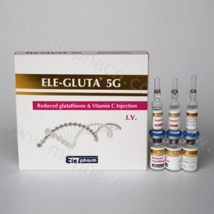 5g Glutathione Injection Manufacturer Is Useful for Skin Whitening Care pictures & photos