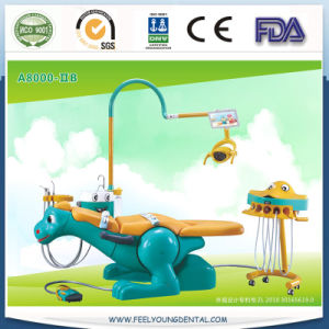 Pediatric Dental Chair with Ce ISO