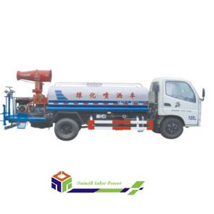 2000~4000L Forland Pesticide Spraying Truck/Multi Function Water Tanker Truck pictures & photos