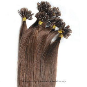 Pre-Bonded Hair Extension Wig U-Tip Hair