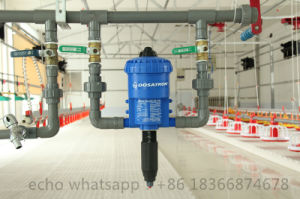 Automatic Poultry Equipment Drinking Nipple with Dosing Device pictures & photos