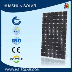 Huashun 180-200W 125X125 Monocrystalline Solar Panel (SH-200S5-24)