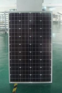 Solar Panel 100W Solar Panel for DC12V Solar System pictures & photos