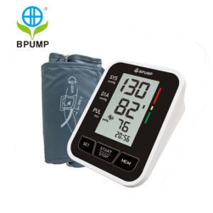 Digital Electronic Sphygmomanometer for Health Care