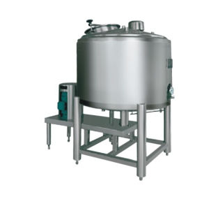 Stainless Steel Sugar Melting Mixing Tank pictures & photos