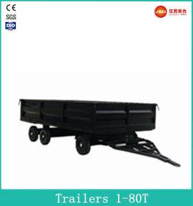4t Platform Trailer (ALP40)