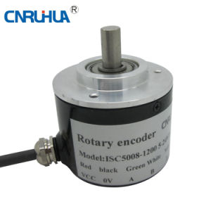 High Quality Popular 50mm Incremental Rotary Encoder pictures & photos