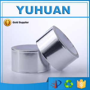 Fireproof Self Adhesive Aluminum Foil Tape pictures & photos