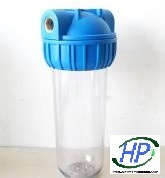 """10"""" Italian Style Clear Filter Housing for Domestic RO Water Purifier pictures & photos"""