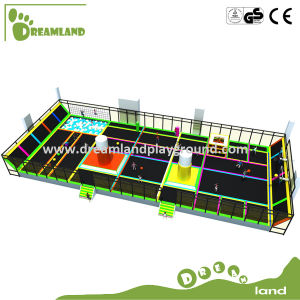 Large Indoor Trampoline, Professional Gymnastic Commercial Trampoline for Sale pictures & photos