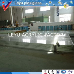 Custom Thick Clear Acrylic Sheet Supplier pictures & photos
