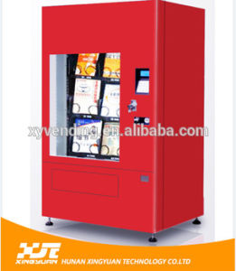 High Quality Snacks Drink Vending Machine pictures & photos