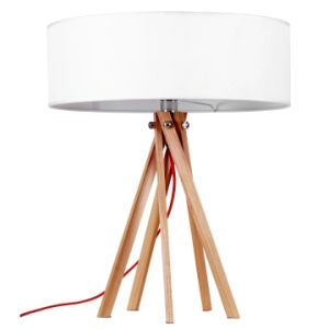 Modern Style Home Wooden Base Floor Lamp (KALBMD-MG) pictures & photos