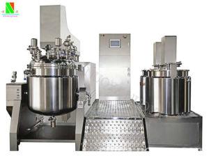 Zjr Cream Ointment Vacuum Emulsifying Mixer pictures & photos