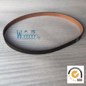 Rubber Double Sided Timing Belt pictures & photos