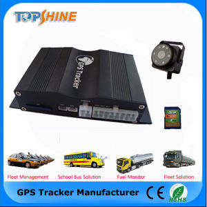 Cutting Engine Mini GPS with Camera/OBD2/RFID/Fuel Sensor GPRS Tracker Vt1000 pictures & photos