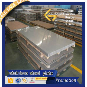 Cold Rolled 304 2b Finish Stainless Steel Plate