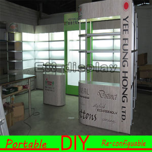 DIY Portable Reusable&Versatile Trade Show Standard Exhibition Booth pictures & photos