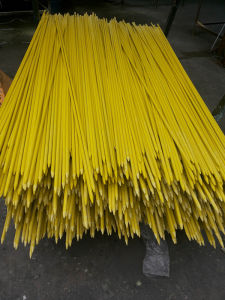 Fiber Glass Tapered Rod UV Resistance Durable 20+ Years pictures & photos