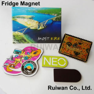 Printed Paper Souvenir Fridge Magnet for Advertising Gifts pictures & photos