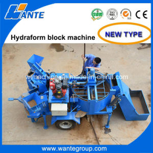 Semi-Automatic Interlocking Brick Machine Prices for Kazakhstan/Tajikistan/Kyrgyzstan pictures & photos