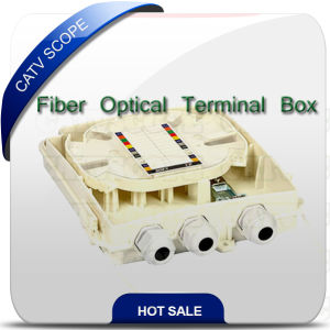 FTTH Terminal Box/ODF Distribution Frame pictures & photos