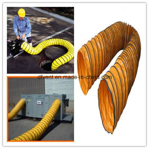 PVC Flexible Air Exhaust Duct pictures & photos