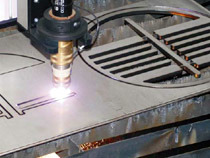 CNC Gas Cutting Table pictures & photos