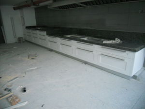 Wooden Kitchen Cabinets pictures & photos