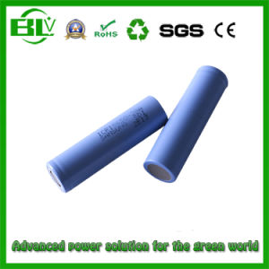 Samsung 18650 Lithium-Ion Battery Sdi NCR28A 2800mAh 3.75V Flat Top pictures & photos