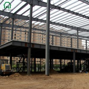 Steel Structure with SGS Certification for Warehouse