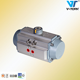 Single Acting Pneumatic Valve Actuator with Good Price pictures & photos