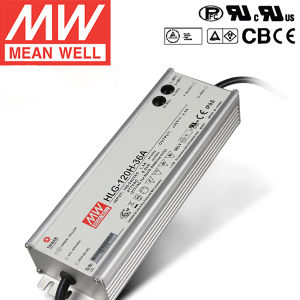 Meanwell 120W LED Power Supply Driver with 5 Years Warranty Hlg-120h-48A
