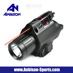 Tactical Red Laser Sight and LED Flashlight for Picatinny Rail pictures & photos