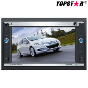 6.2inch Double DIN 2DIN Car DVD Player Ts-2014-1 pictures & photos