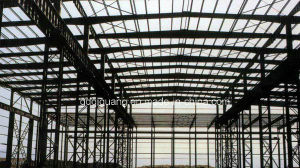 Steel Structure High-Rise Building Made in China
