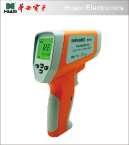 Digital LCD Non-Contact IR Infrared Thermometer 750c with Dual Laser pictures & photos