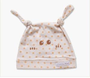 100% Organic Cotton Infant Winter Warm Hat pictures & photos