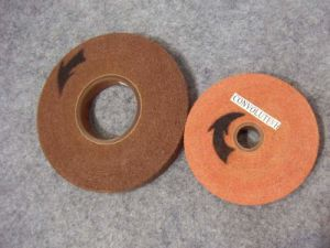 Multi-Finishing Convolute Wheel pictures & photos
